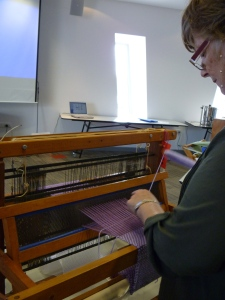 Weaving Away